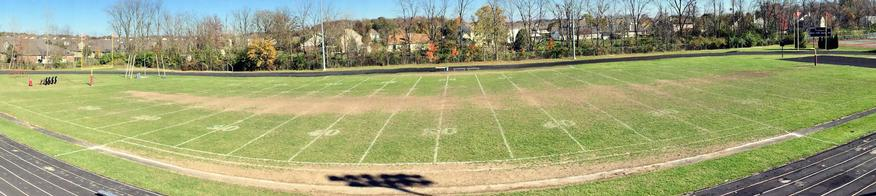 current field pano