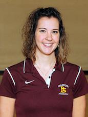 Asst. Coach Laura Andrews