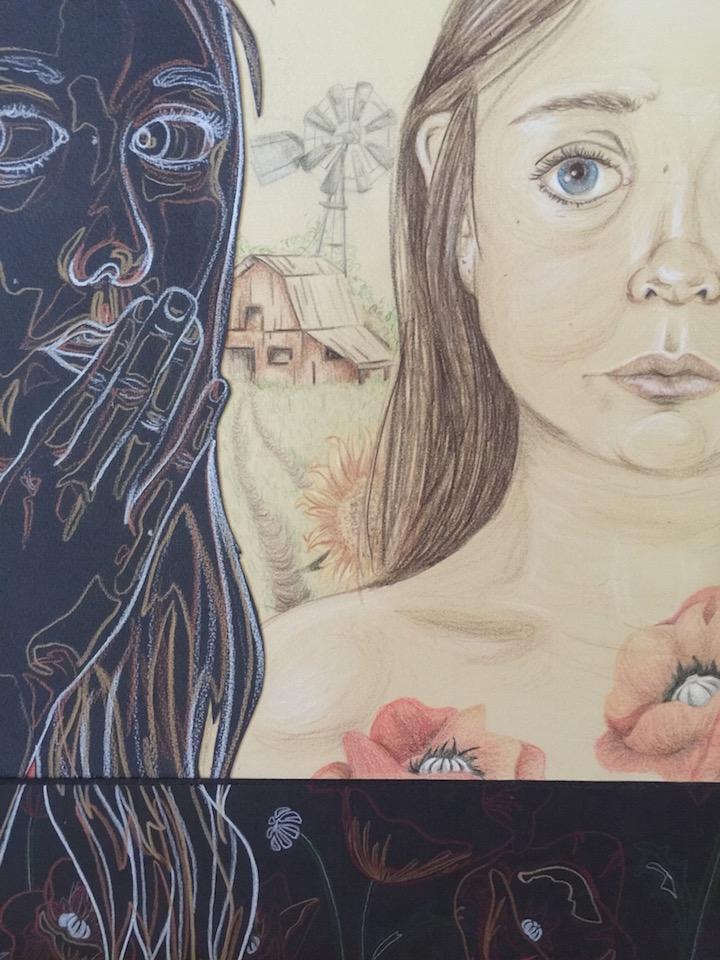 Taylor West art