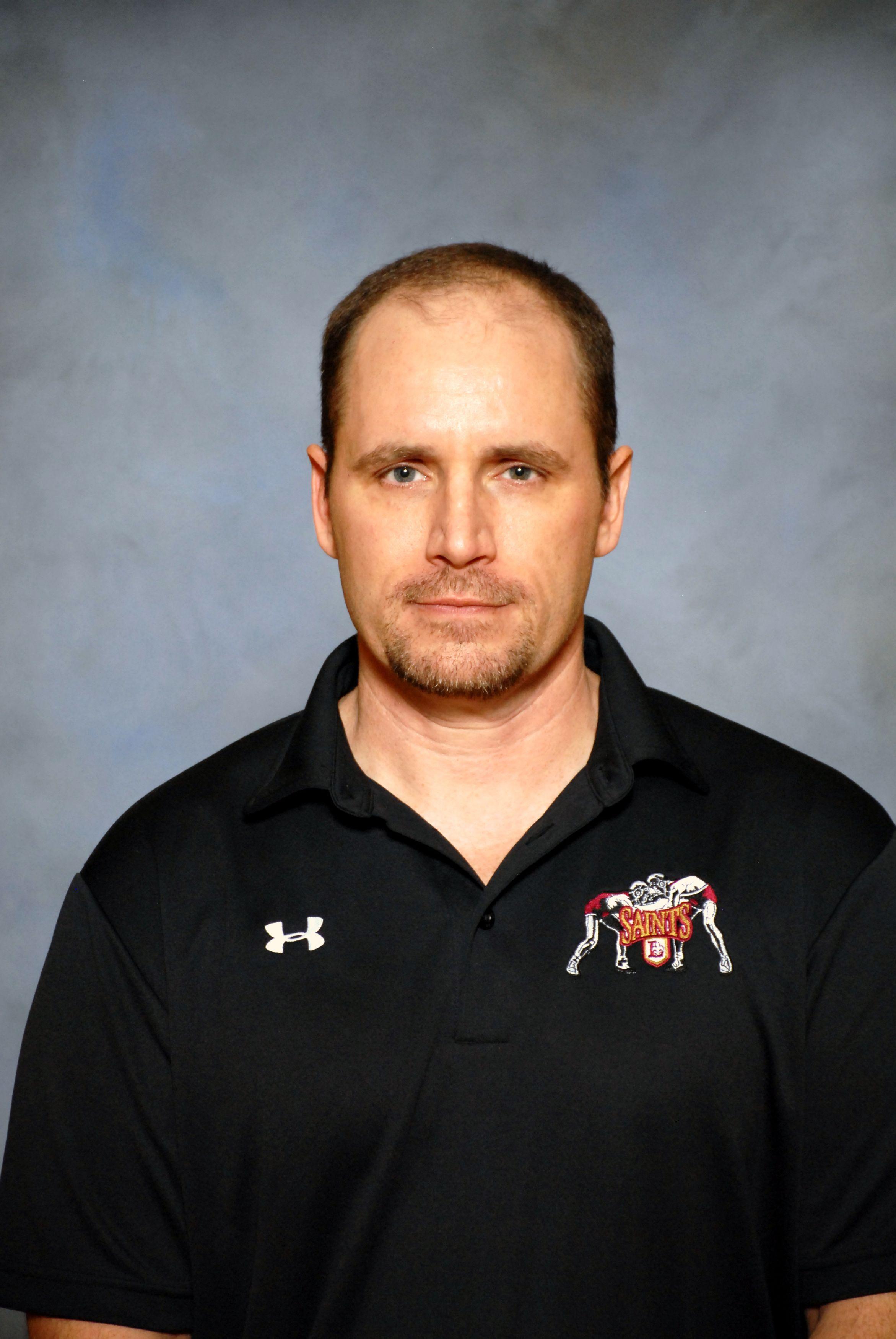 Coach Greg Hughes