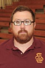 Coach Chris Barger