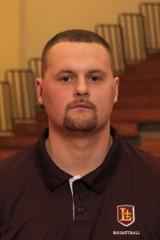 Freshman Coach Brad Kerr