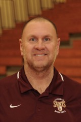 Asst Coach Brad Gossett
