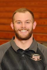 Asst Coach Tyler Wilson