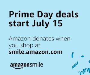 AmazonSmile Prime Day 2019